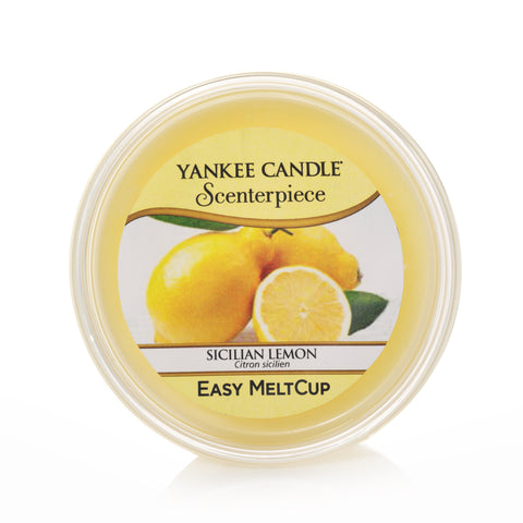 Sicilian Lemon Easy Melt Cup - Candle Co Winchester