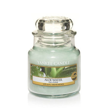 Aloe Water Small Jar - Candle Co Winchester