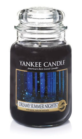 Dreamy Summer Nights Large Jar - Candle Co Winchester