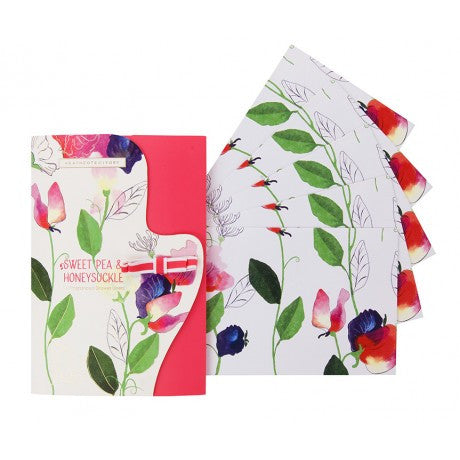 Sweet Pea & Honeysuckle Fragranced Draw Liners