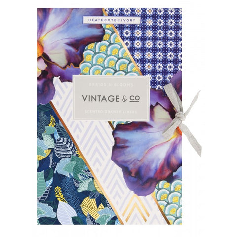 Vintage & Co Scented Drawer Liners