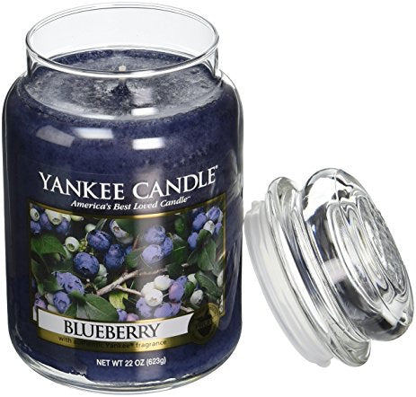 Blueberry Large Jar - Candle Co Winchester