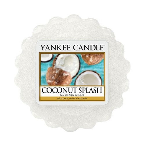 Coconut Splash Wax Melt - Candle Co Winchester