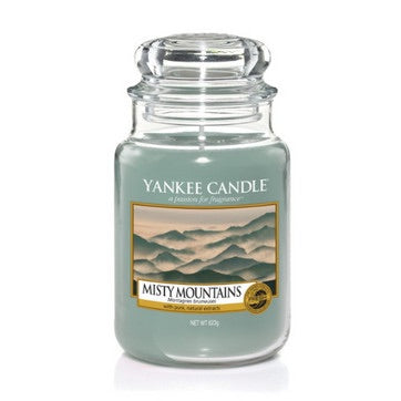 Misty Mountains Large Jar - Candle Co Winchester