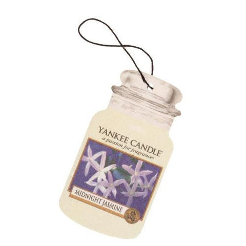 Car Jar Midnight Jasmine - Candle Co Winchester