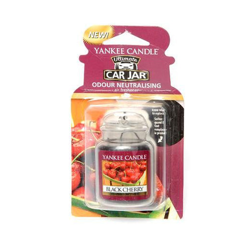 Car Jar Ultimate Black Cherry - Candle Co Winchester