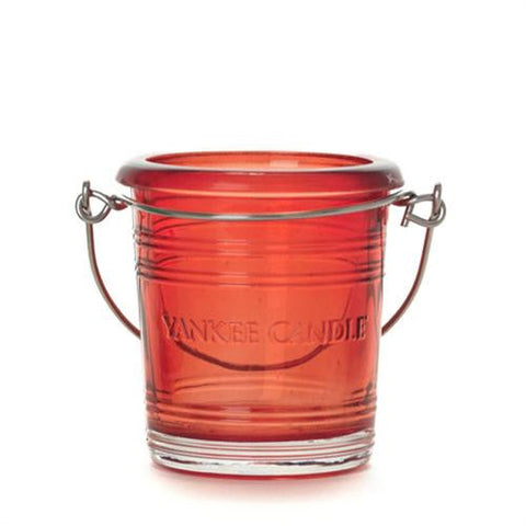 Yankee Votive Bucket - Red