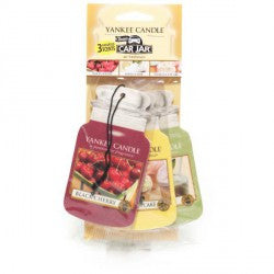 Car Jar 3 Pack Afternoon Picnic Multi Pack - Candle Co Winchester