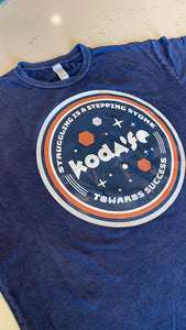 NASA KODA'FE TEE (Blue)