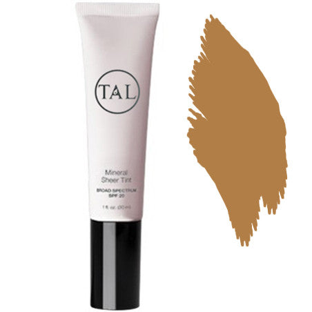 Mineral Sheer Tint Glow Foundation