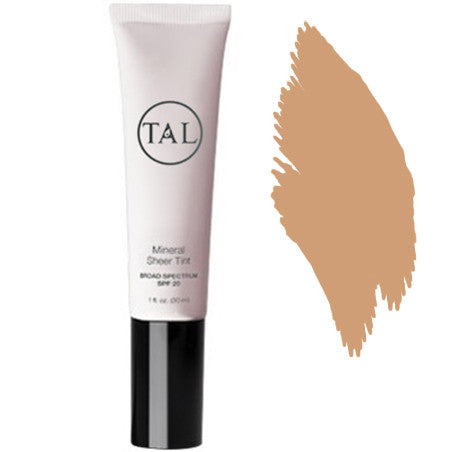 Mineral Sheer Tint Demi-Matte Foundation