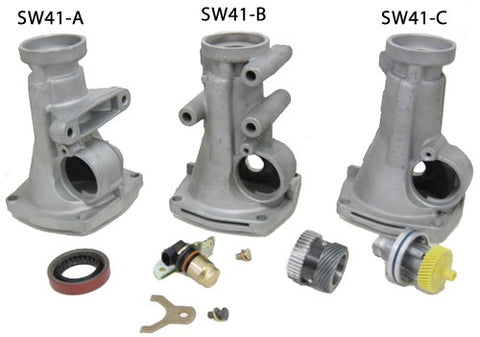 1993-97 4L60E Tail Housing Kits