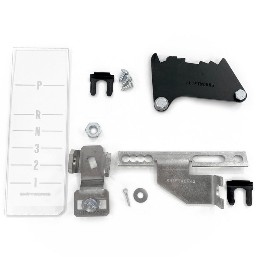 1971-72 Chevelle Factory Shifter Conversion Kit