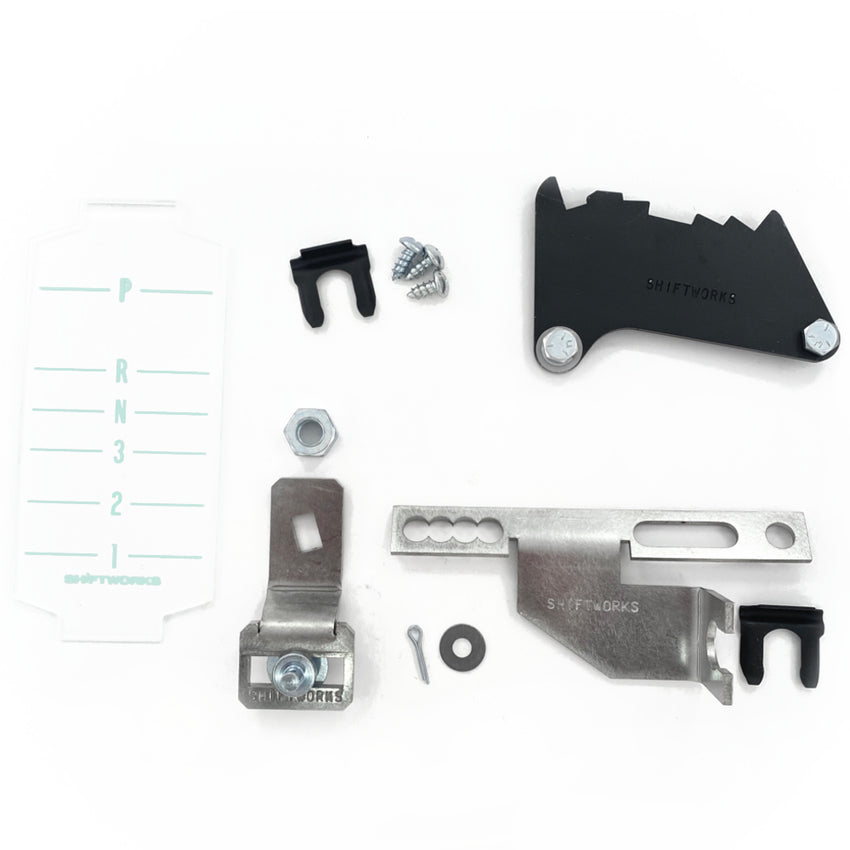 1968-69 Camaro Factory Shifter Conversion Kit