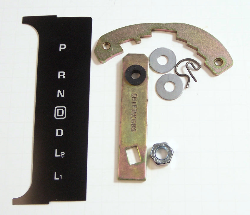 1965-67 Impala Factory Shifter Conversion Kit
