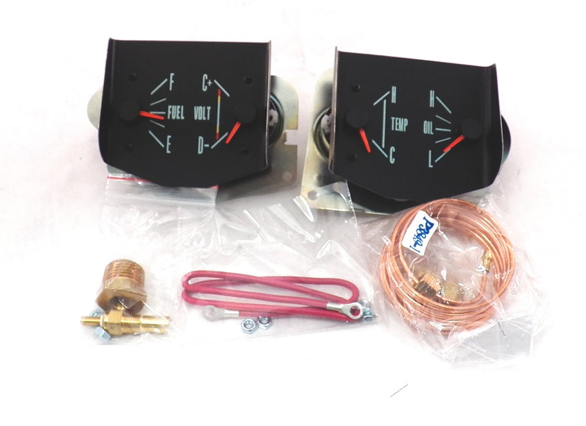 1966-67 Nova Gauges Conversion Kit