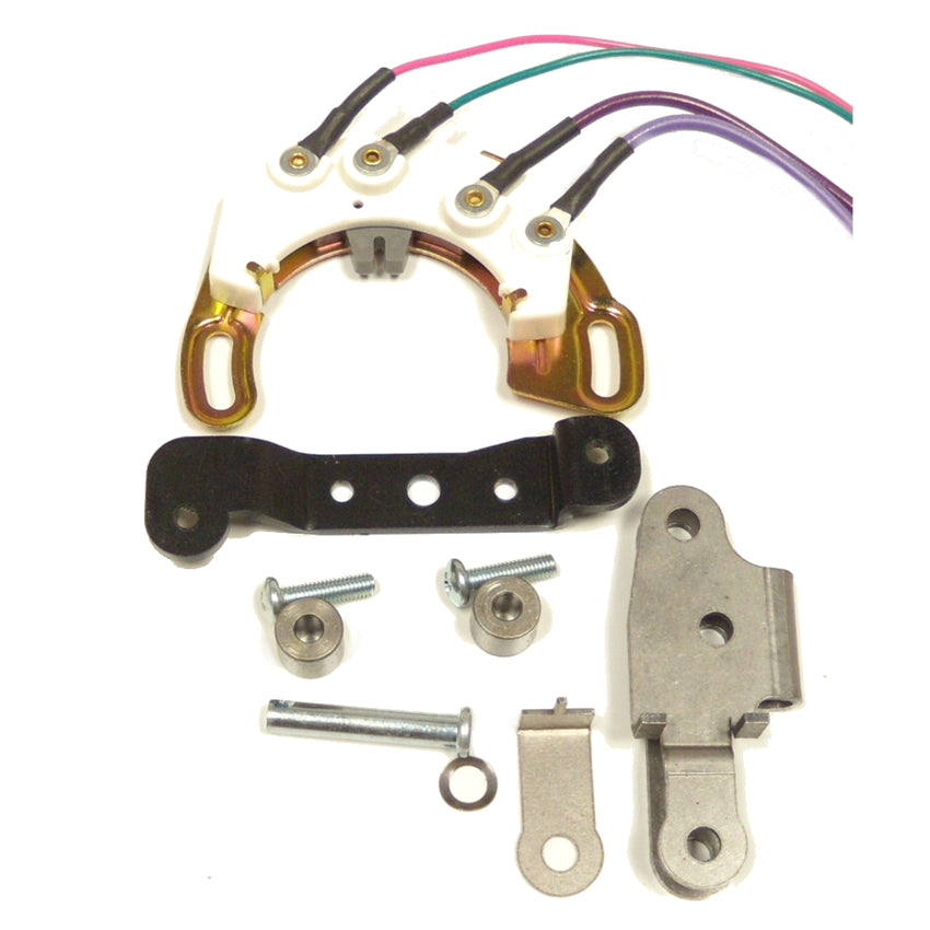 1968-75 GTO / LeMans Neutral Safety / Back-up Light Switch Relocation Kit