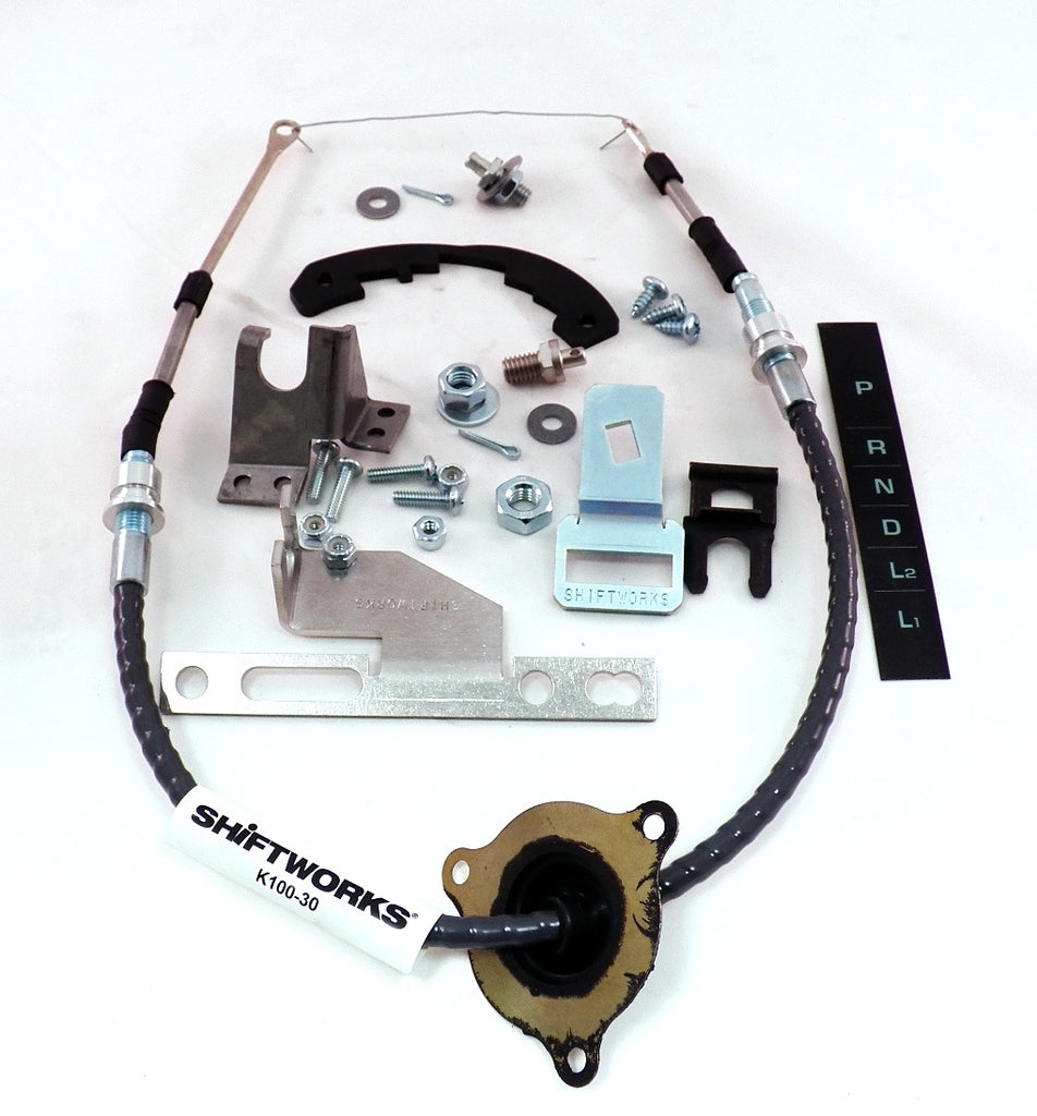 1964-65 Chevelle Factory Shifter Conversion Kit
