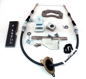 1966-67 GTO / LeMans Factory Shifter Conversion Kit