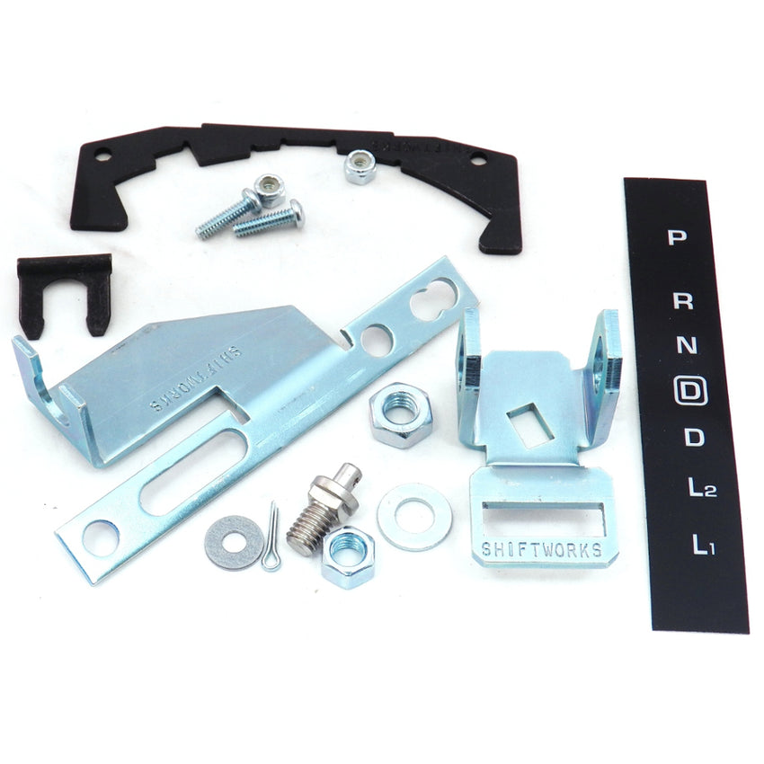 1968-75 GTO / LeMans Factory Shifter Conversion Kit