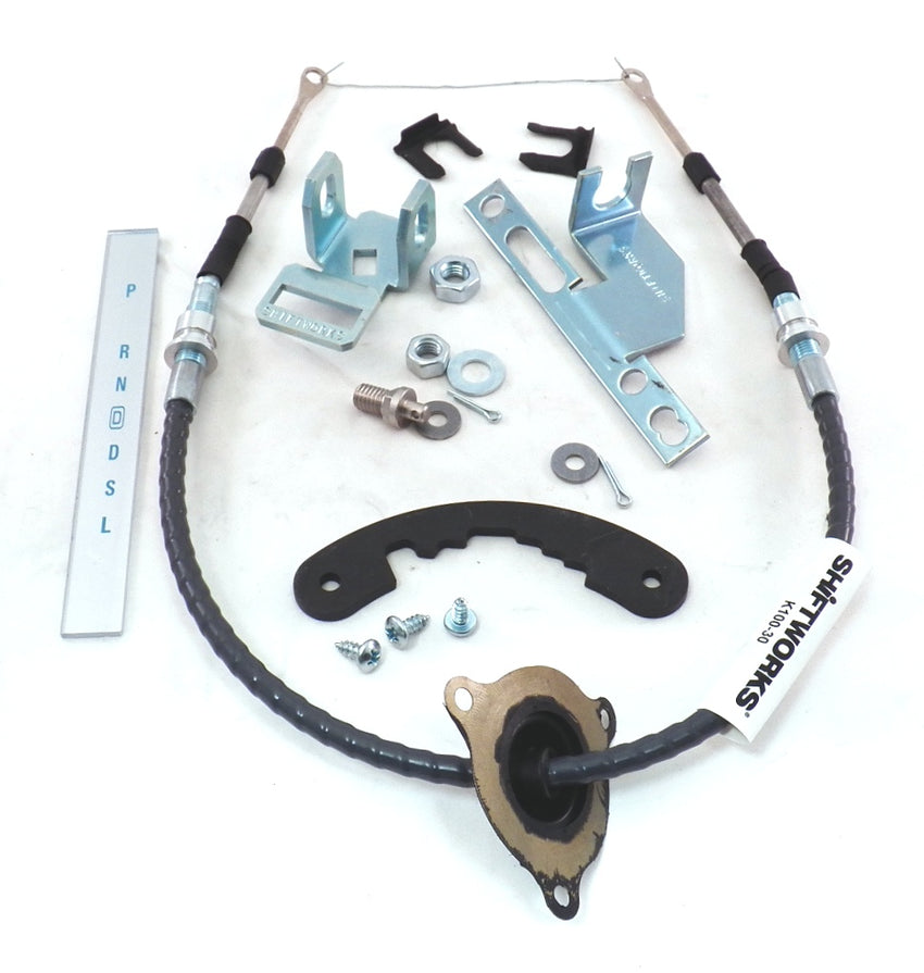 1967-72 Cutlass Factory Shifter Conversion Kit