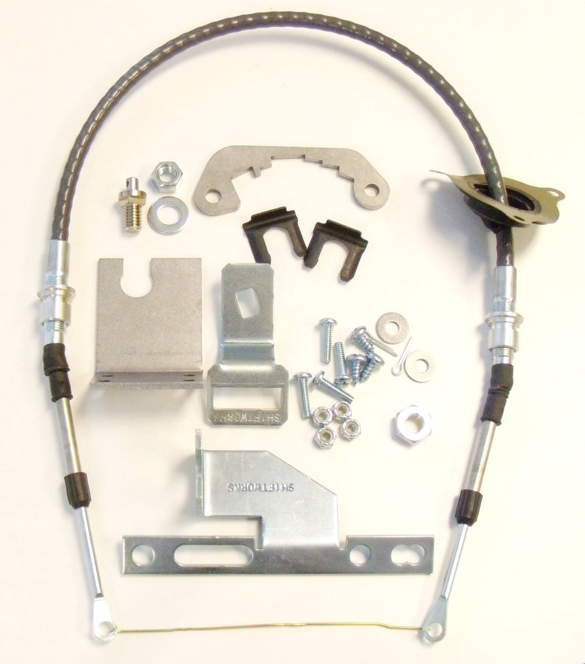 1964-66 Cutlass Factory Shifter Conversion Kit