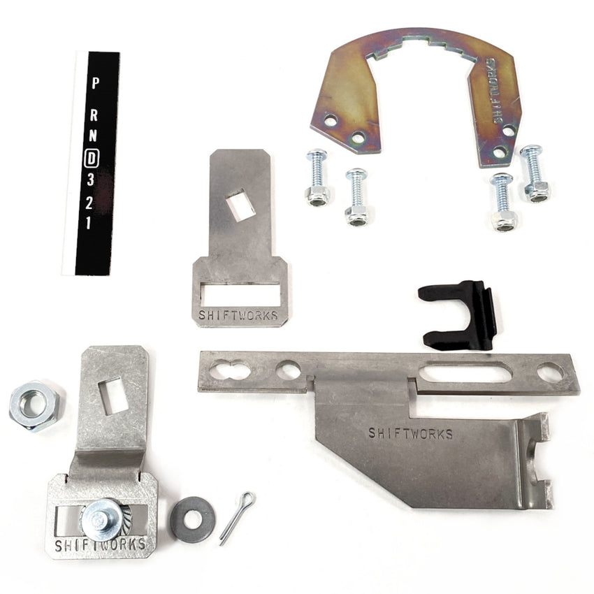 1968-82 Corvette Factory Shifter Conversion Kits