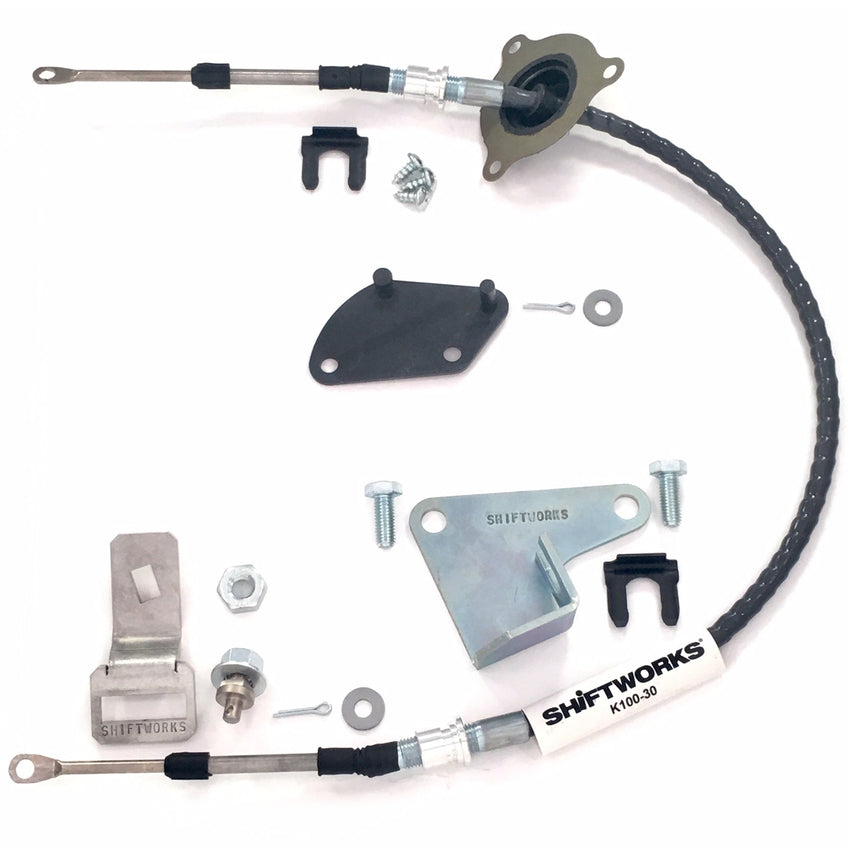 1984-88 Monte Carlo & 1984-87 El Camino Factory Shifter Conversion Kit