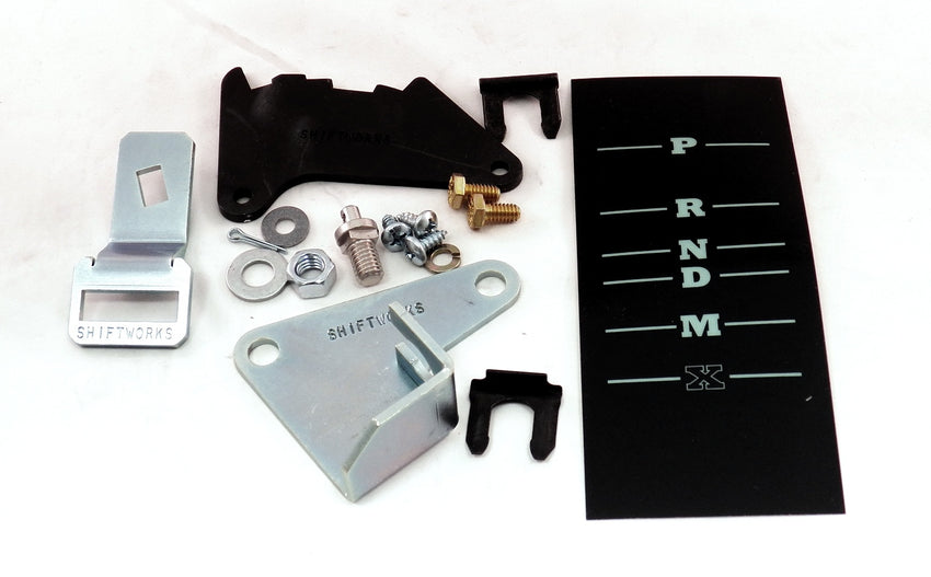 1970-72 Camaro Factory Shifter Conversion Kit
