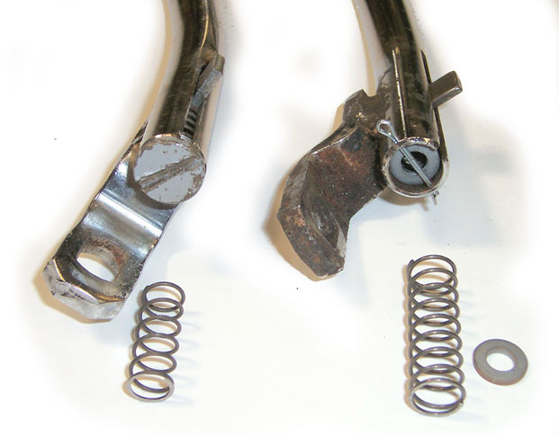 1968-72 Nova Lower Shifter Release Spring