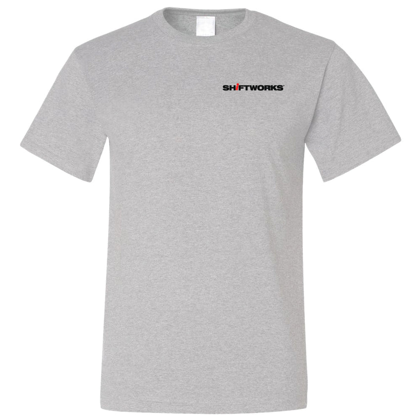 NEW!!! Light Gray Staple Shifter T-Shirt