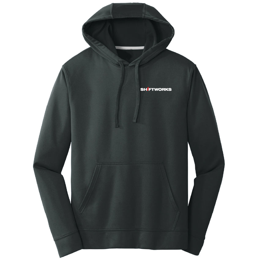 NEW!!! Black Staple Shifter Hoodie