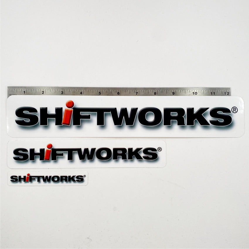 NEW!!! Shiftworks Decals