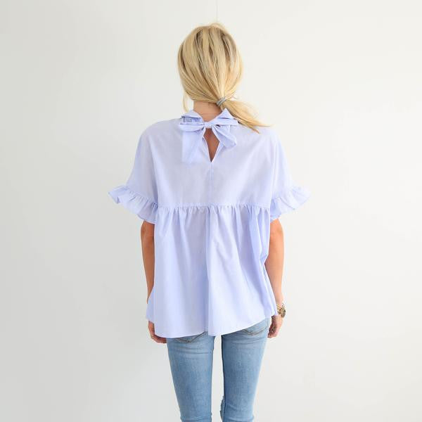 Baby Doll Bow Top