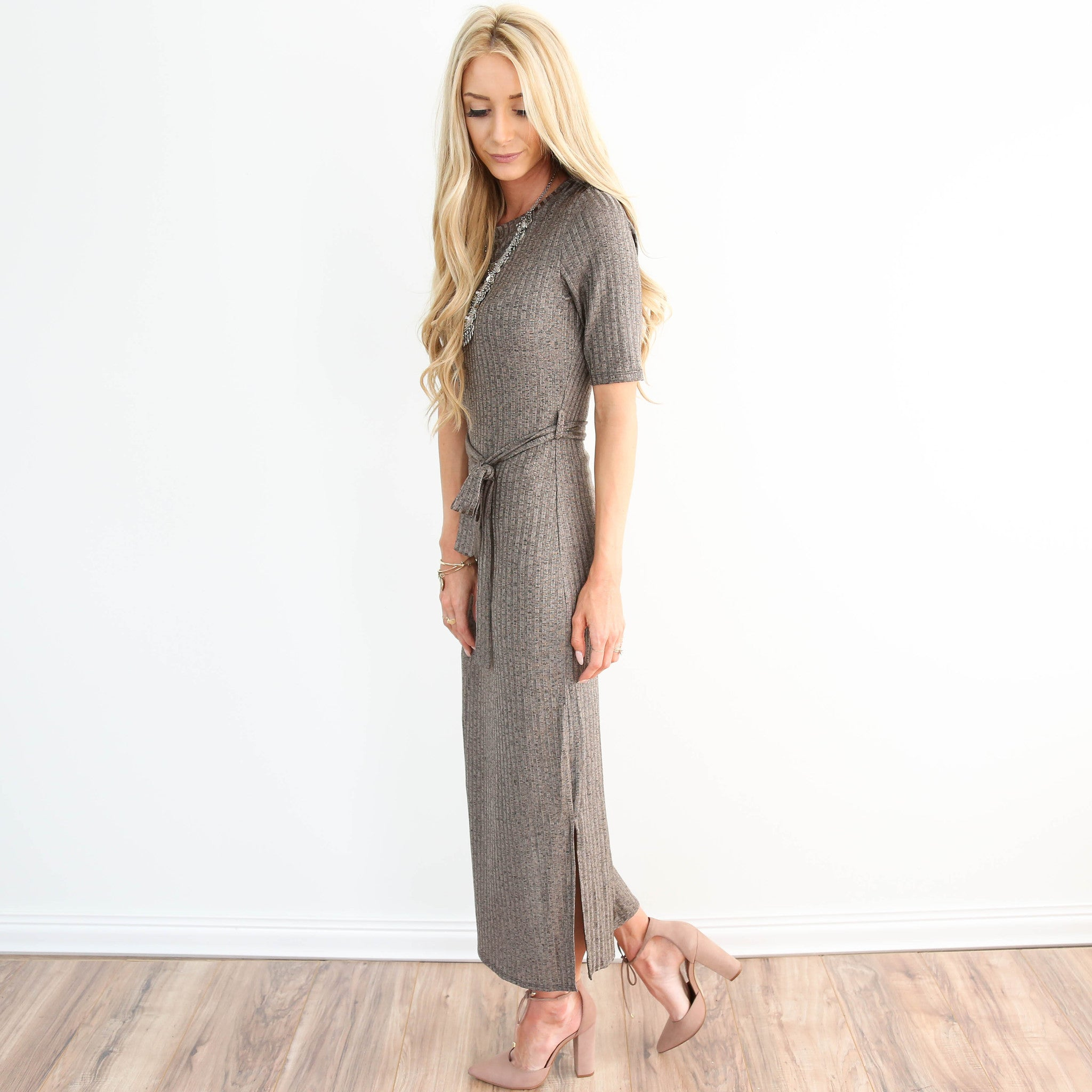 Clarinda Full Length Dress