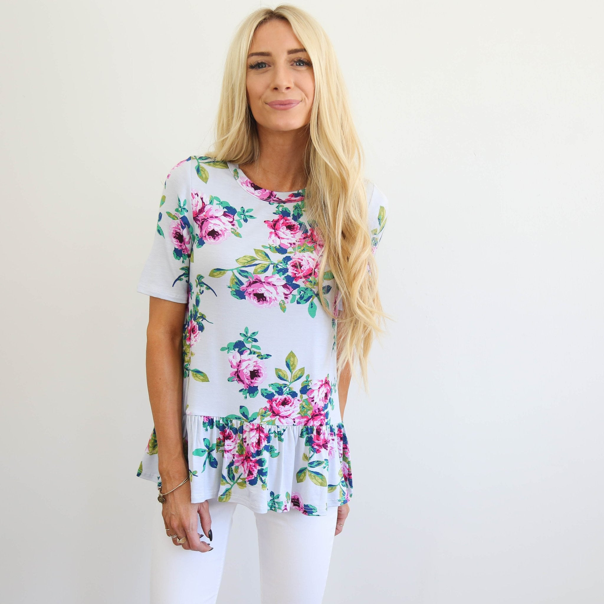 Daytrip Flower Top