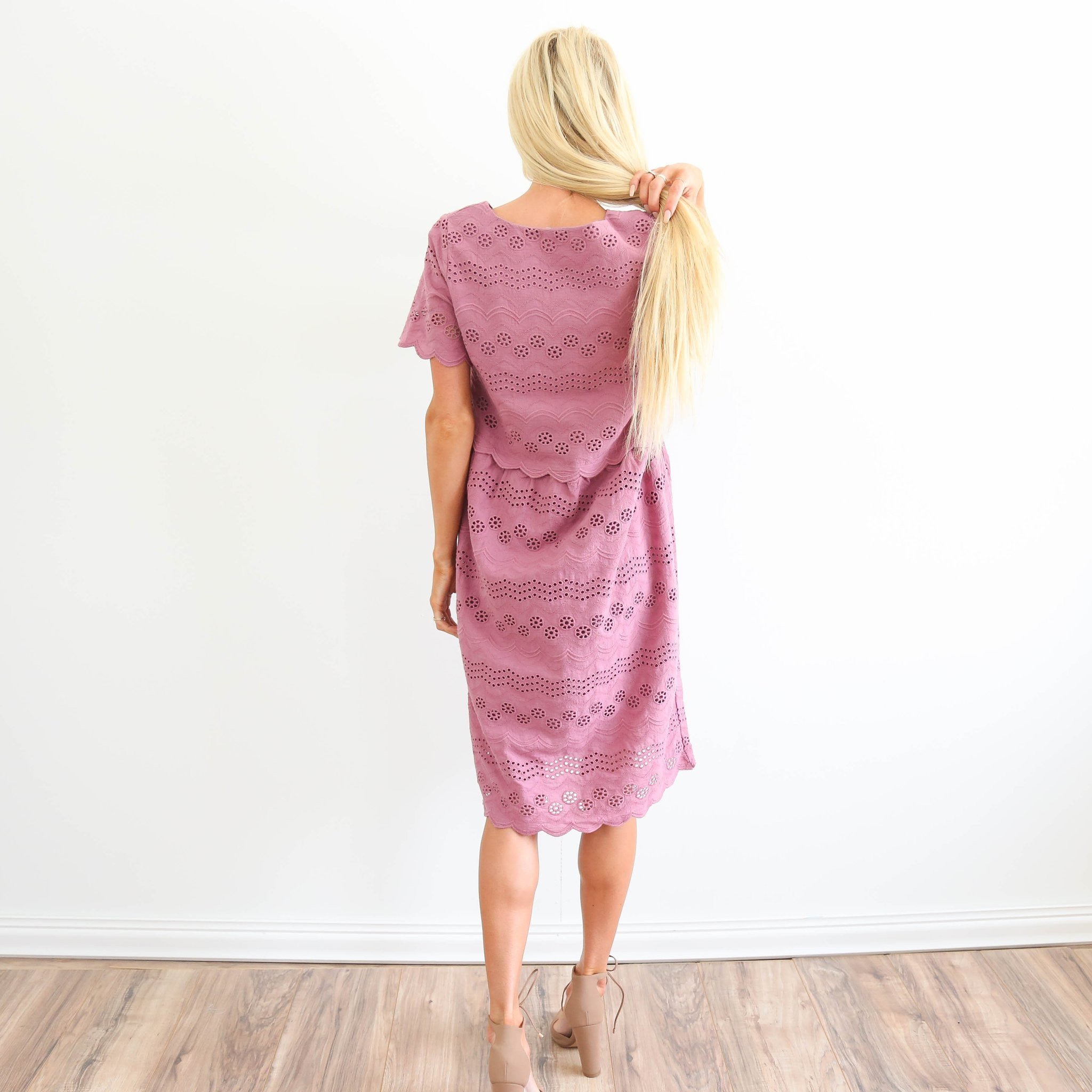 Lilla Dress
