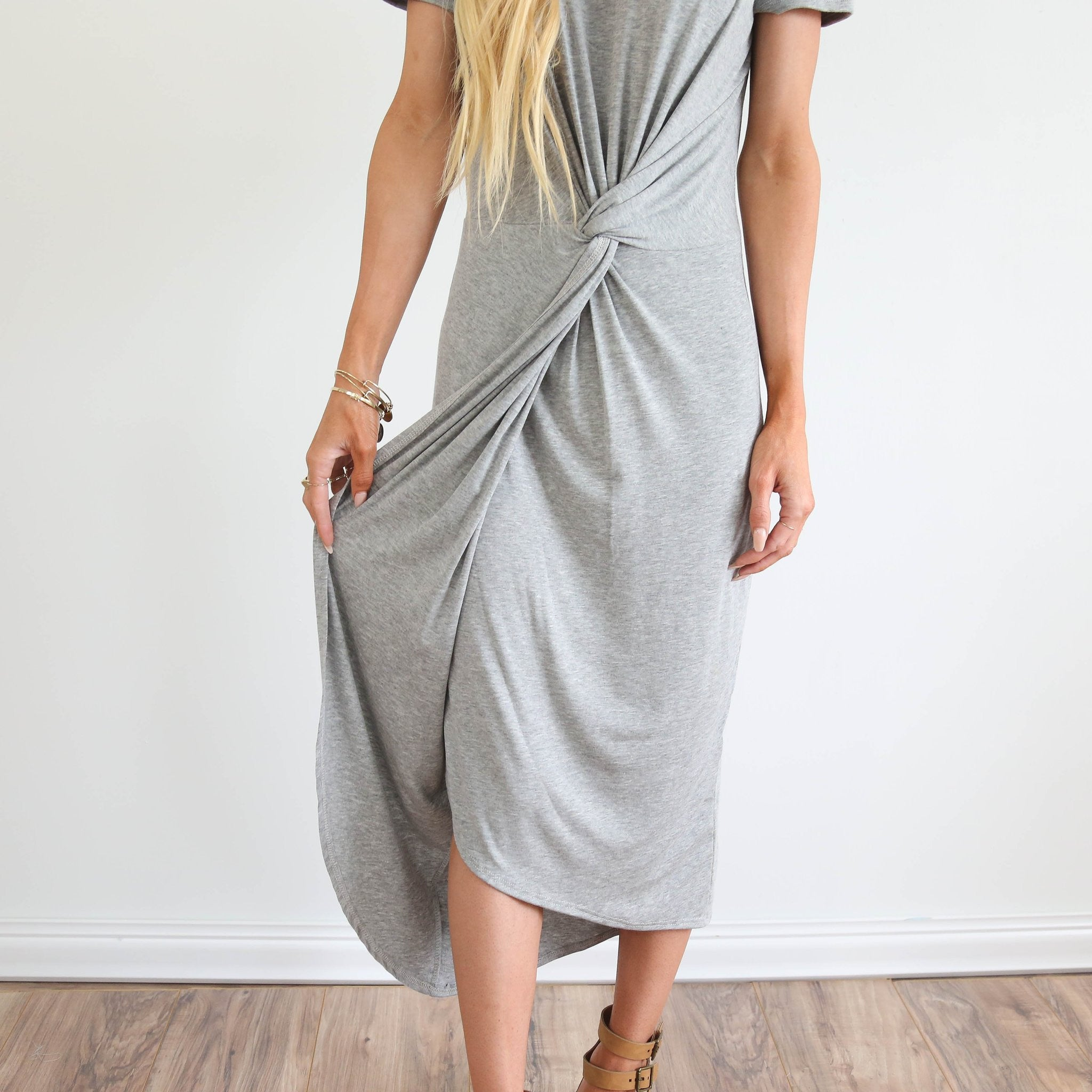 S & Co. Knot Dress
