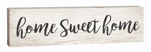 Home Sweet Home Mini Sign