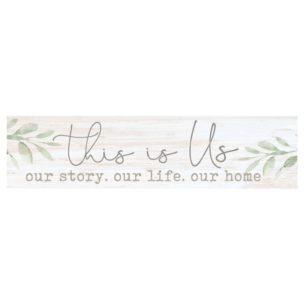 This is Us Mini Sign