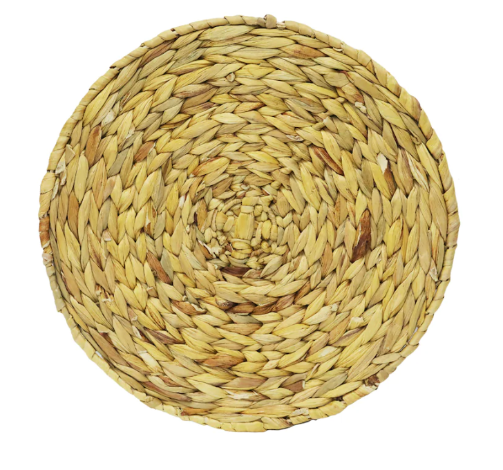 Woven Grass Table Chargers