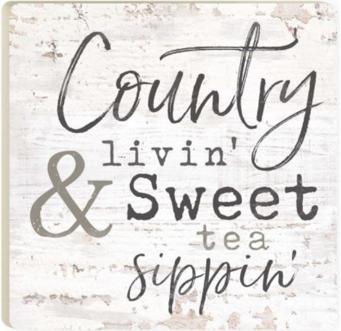 Country Livin' Coaster