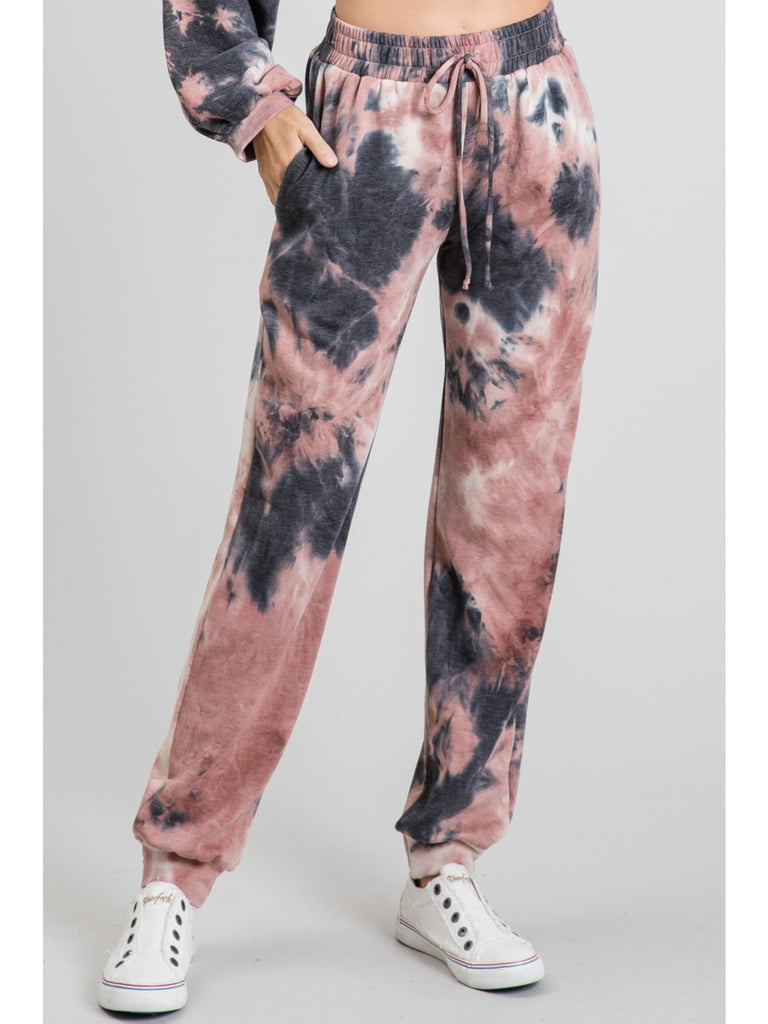 Fireside Lounge Pants in Mauve