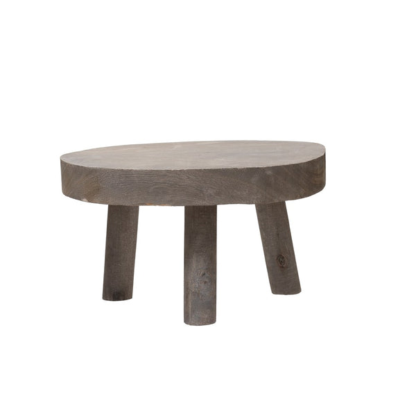 Leigh Wood Stool