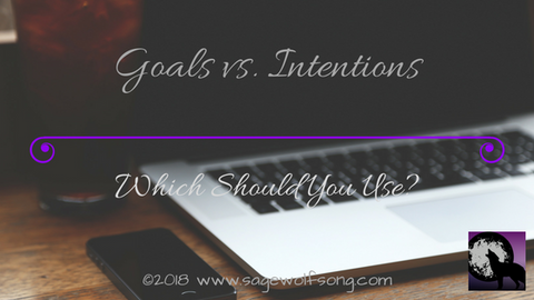 goals v intentions blog title graphic