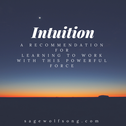 Recommended intuition course