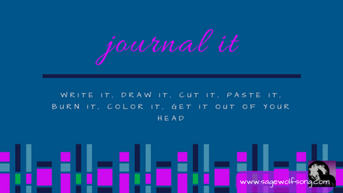 sage wolfsong blog title graphic journal it