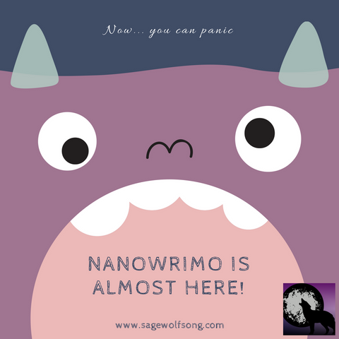 sage wolfsong blog nanowrimo 2017 is almost here