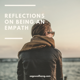 Reflections on being an empath