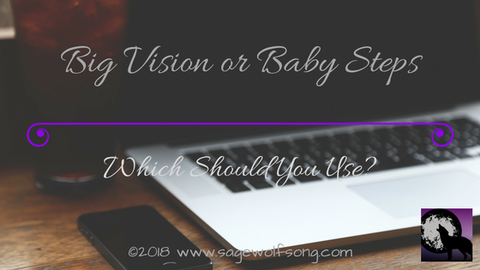 vision or steps blog title